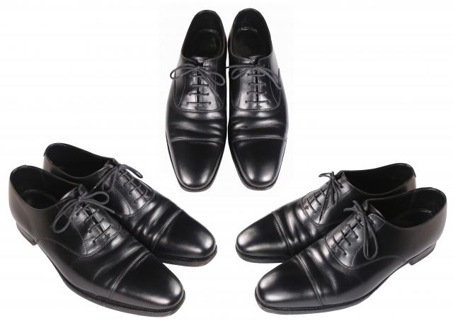 ビジネスマナー,靴